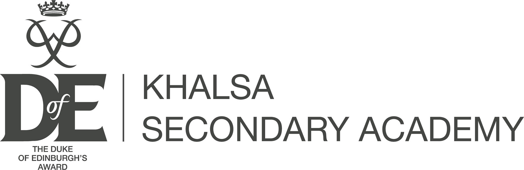 Dofe logo khalsa secondary academy updated